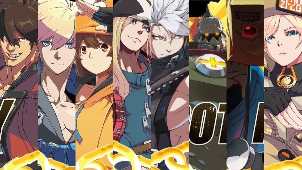 guilty gear strive playstation