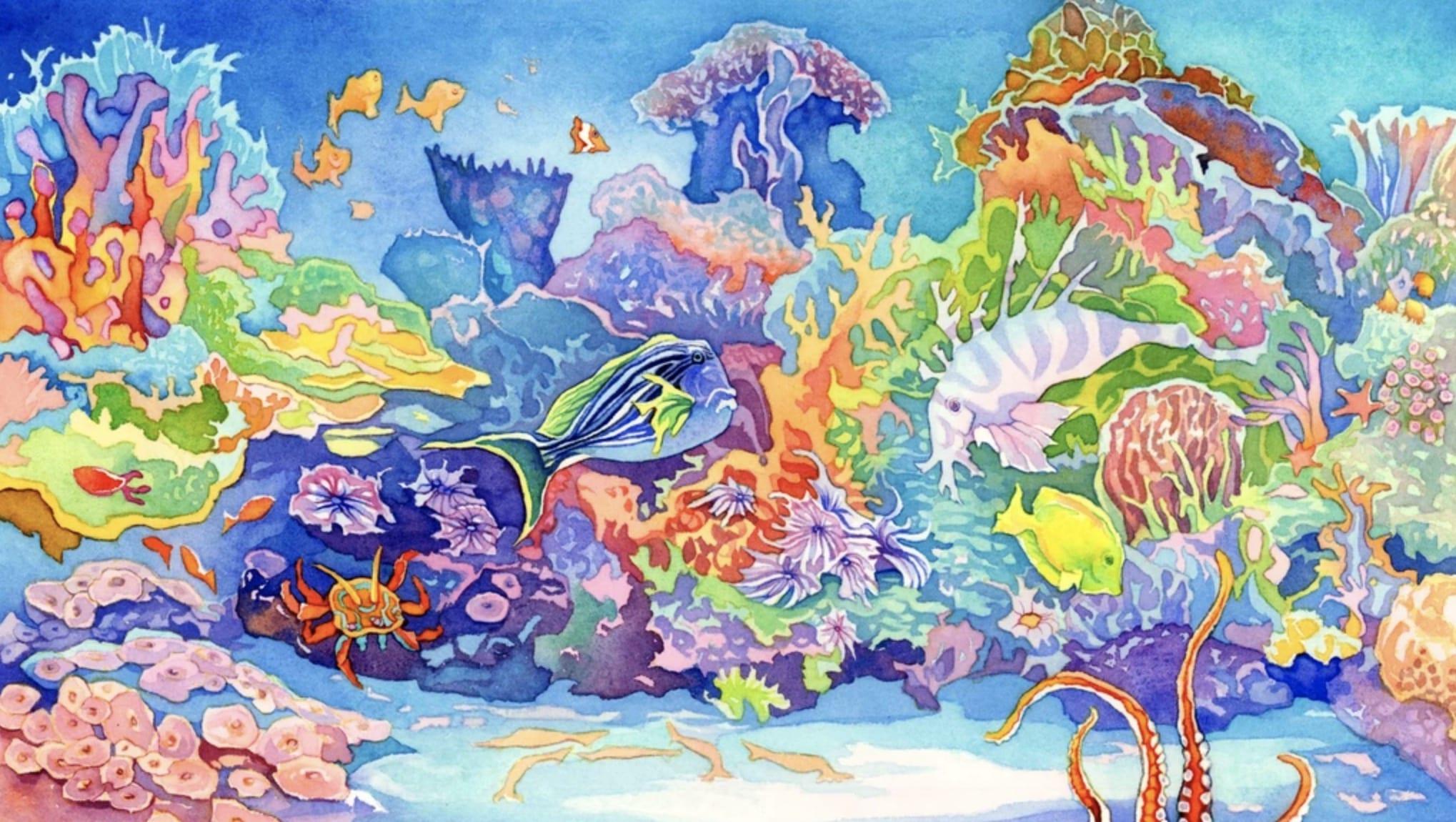 Recensione Oceani: un tuffo nel boardgame dell'evoluzione marina