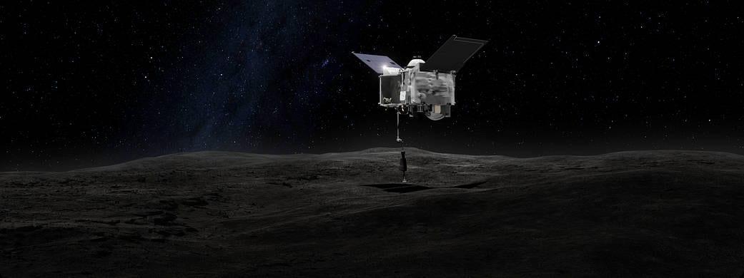 NASA: OSIRIS-REx è di ritorno dall'asteroide Bennu