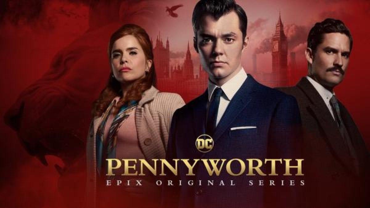 Pennyworth 2: ecco il trailer della nuova stagione della serie TV