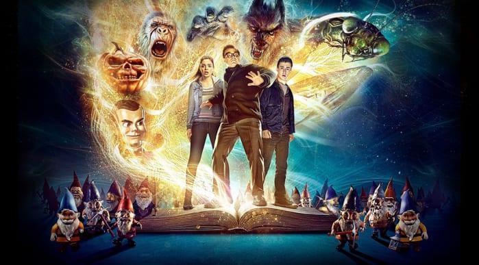 Piccoli Brividi 2, 15 migliori film halloween Netflix