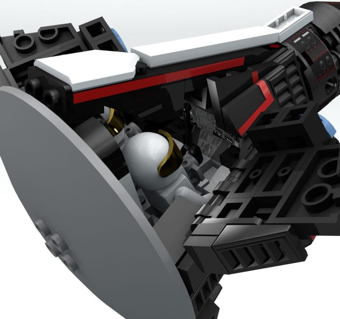lego project gemini