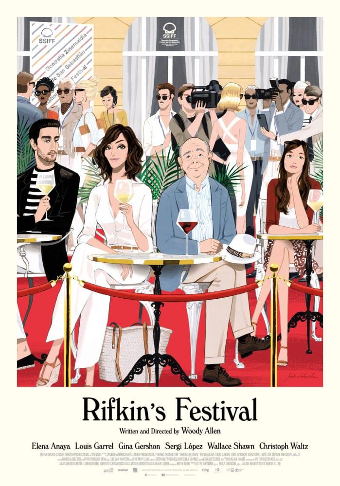 woody allen Rifkin festival