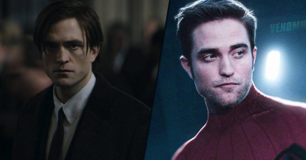 Robert Pattinson, Spider-Man