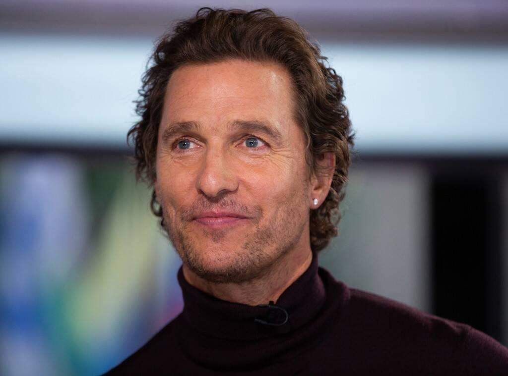Matthew McConaughey molestato a 18 anni, le rivelazioni dell'autobiografia