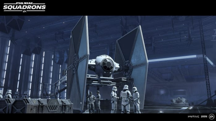 Star Wars Squadron Tie Fighter