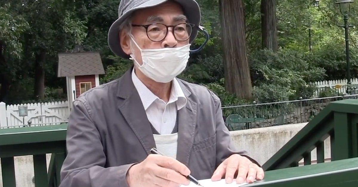 Hayao Miyazaki celebra il Museo Ghibli con un disegno speciale