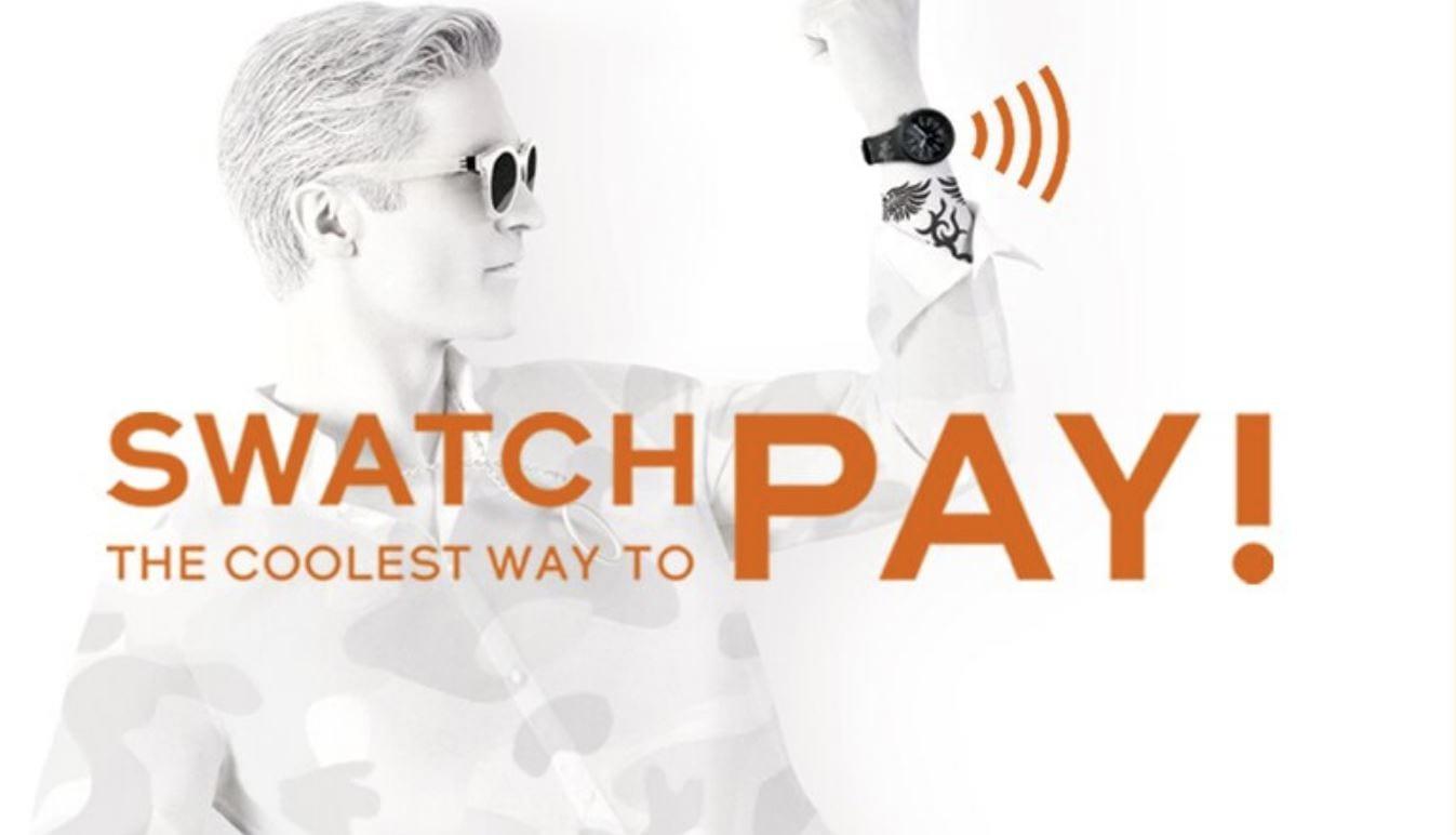 SwatchPay: arriva in Italia l'orologio analogico per i pagamenti contactless