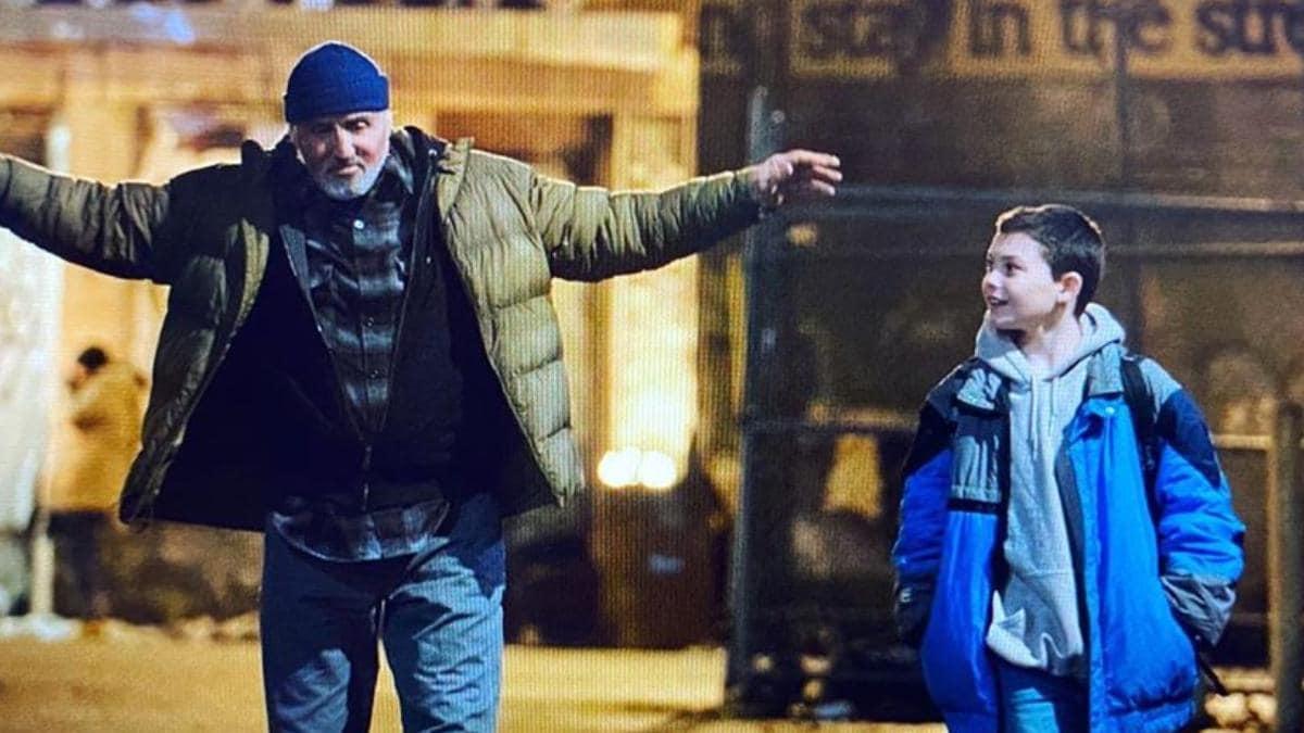 Sylvester Stallone condivide degli aggiornamenti e delle foto mentre Samaritan riprende le riprese