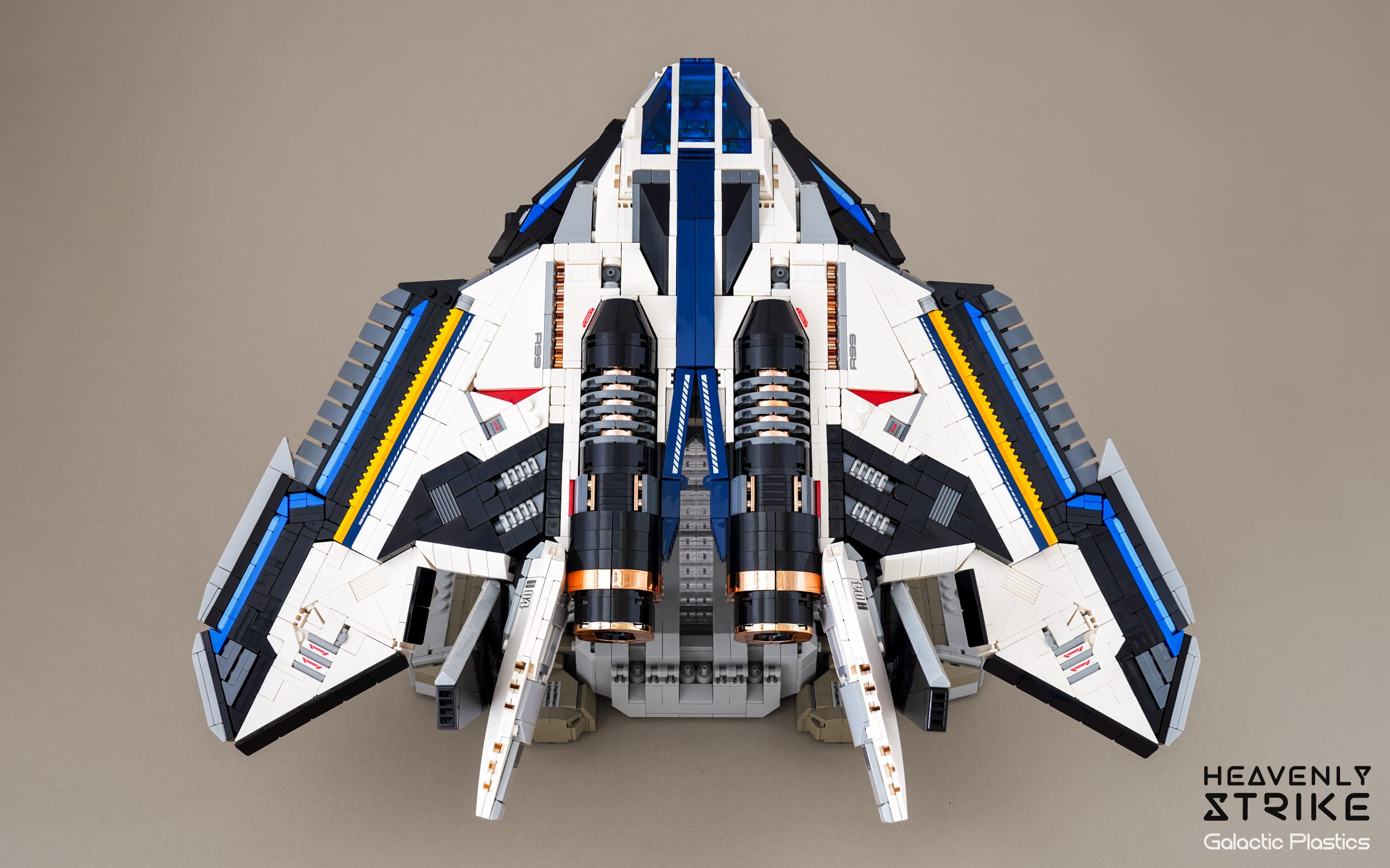 LEGO Heavenly Strike