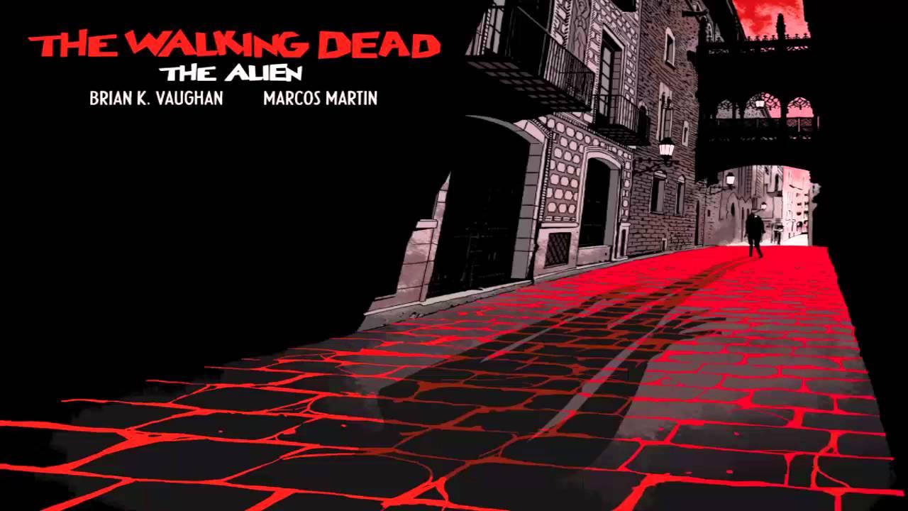 the-walking-dead lo straniero