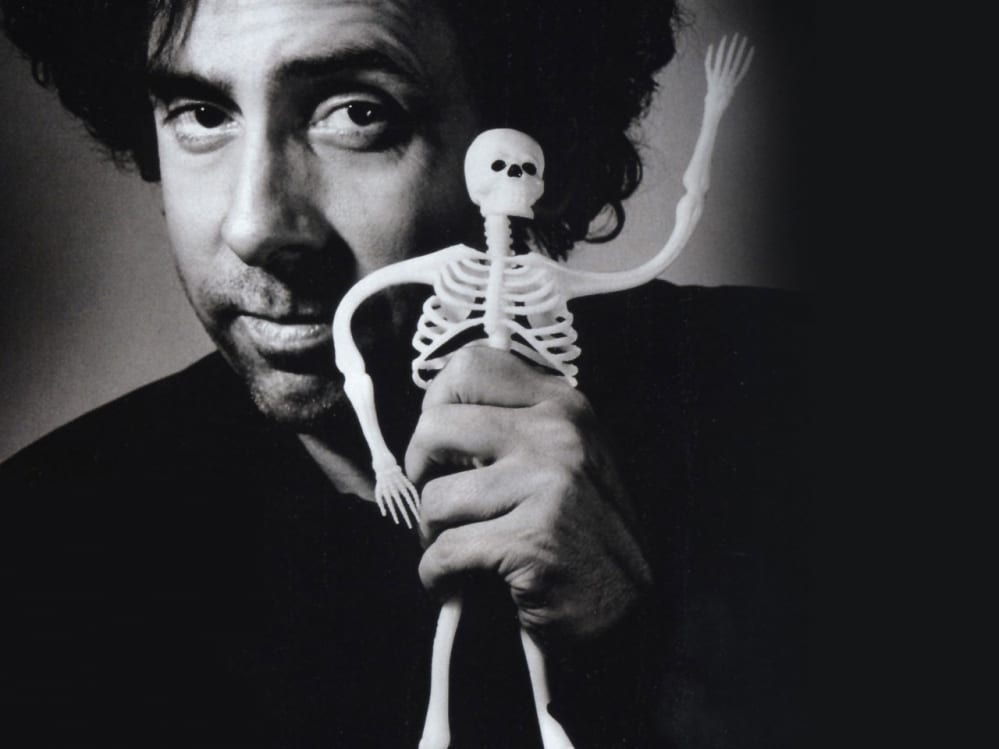 Tim Burton, La Famiglia Addams