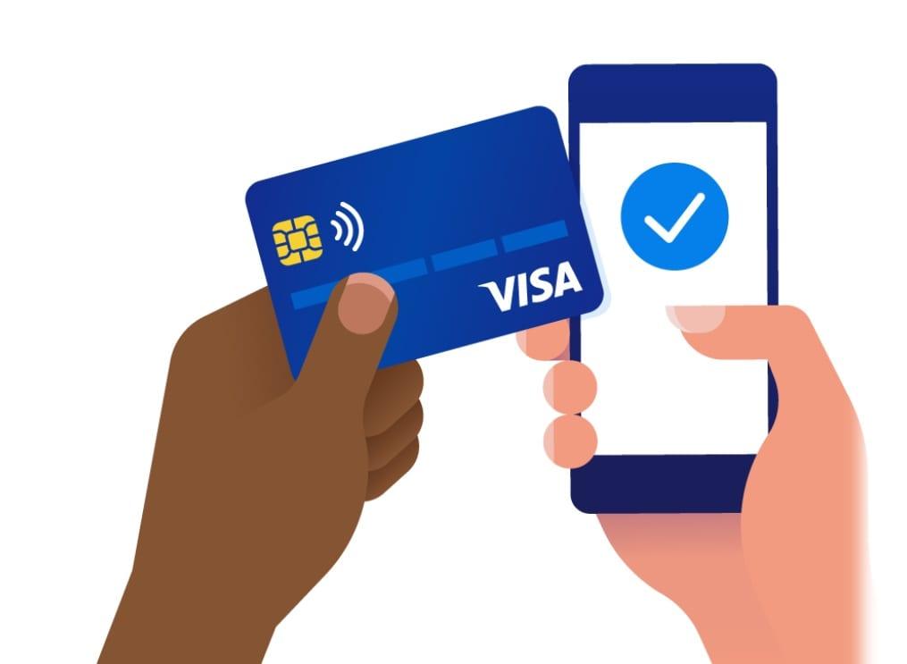 Visa trasforma lo smartphone in un POS con l'app Tap to Phone