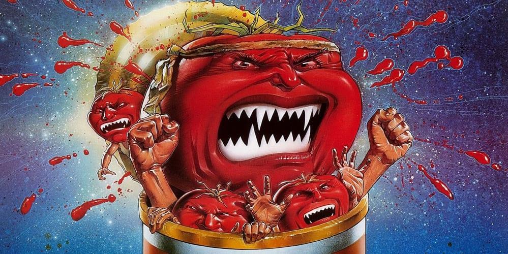 Il Ritorno dei pomodori assassini