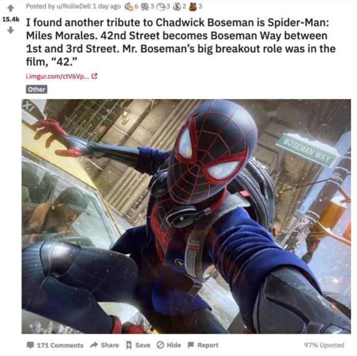 Marvel's Spiderman Miles Morales