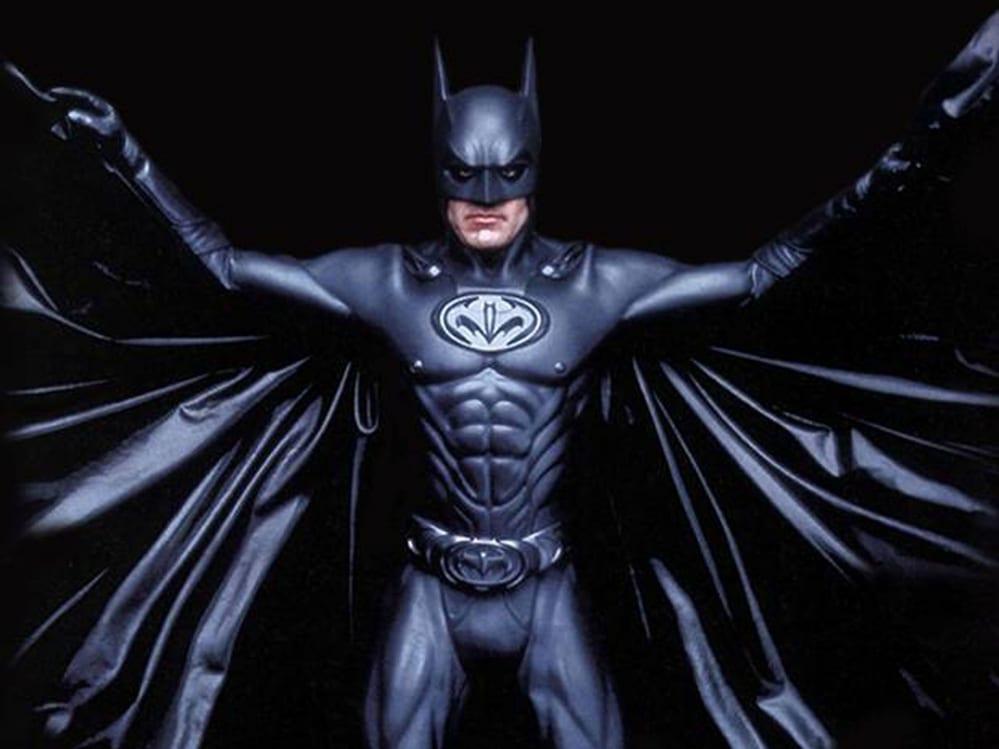 Batman e Robin, George Clooney