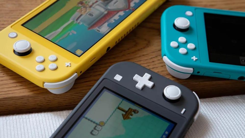 Nintendo Switch la console più venduta in USA a novembre