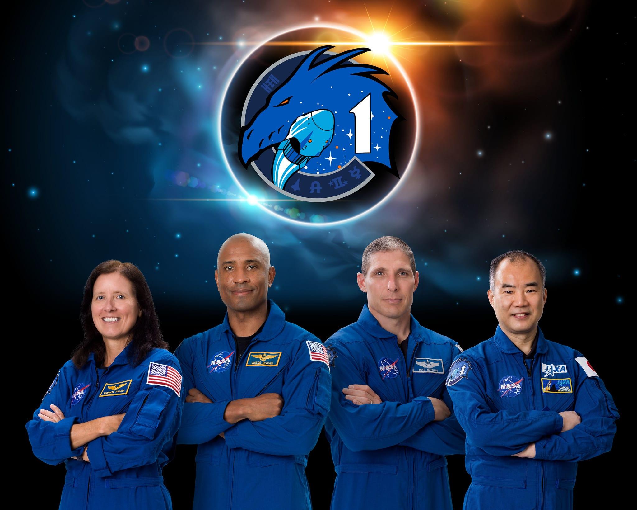 Space X Crew-1: la missione è stata rimandata a lunedì