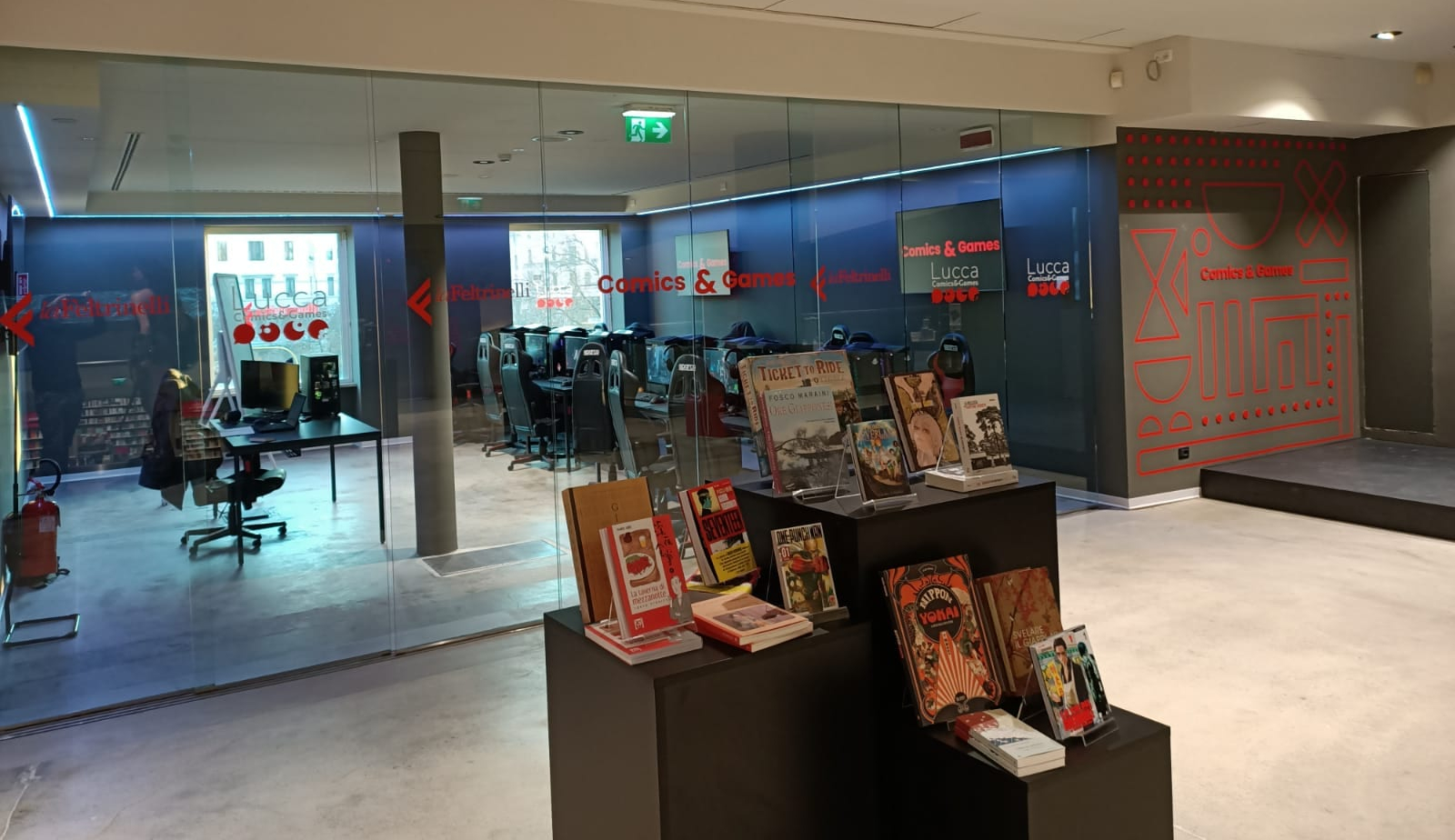 Area Feltrinelli Comics & Games