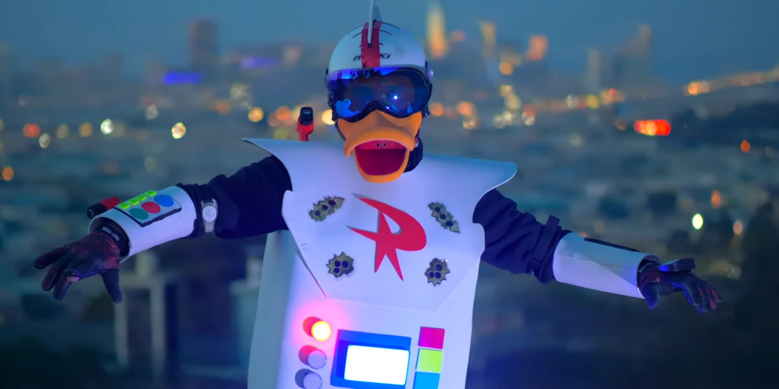 DuckTales: ecco il Cosplay di Robopap in un video strabiliante