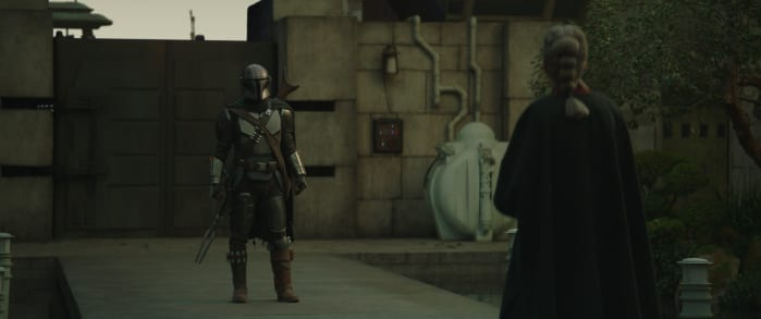 The Mandalorian and The Magistrate