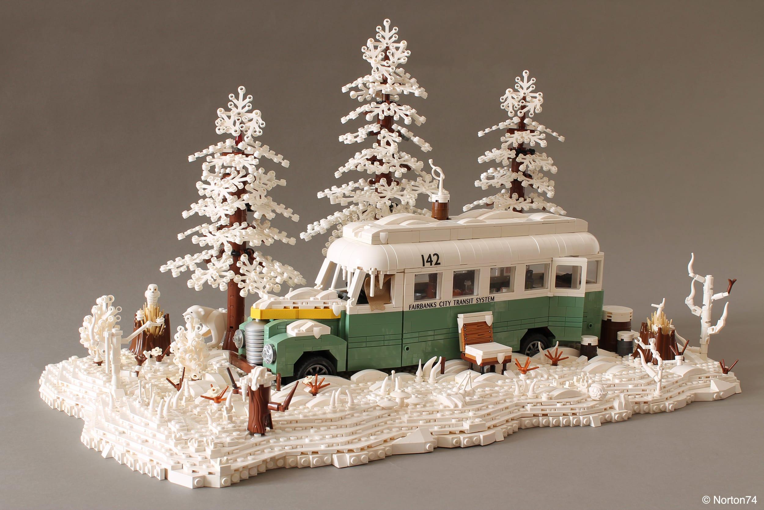 LEGO Magic Bus