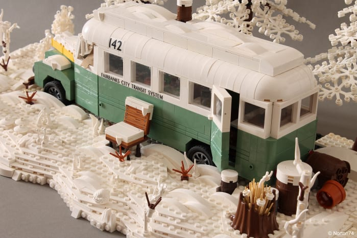 LEGO Magic Bus