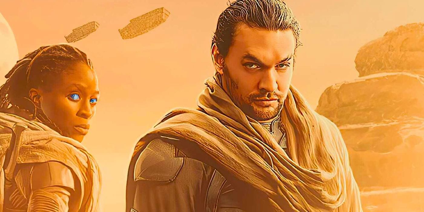 Inside Dune: Wandering the Desert with My Friends, nuovo dietro le quinte con Jason Momoa