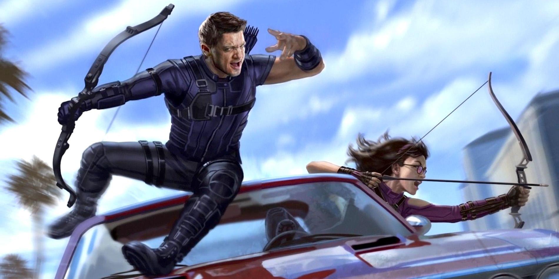 Hawkeye di Disney+ inizierà le riprese il 2 dicembre a Brooklyn