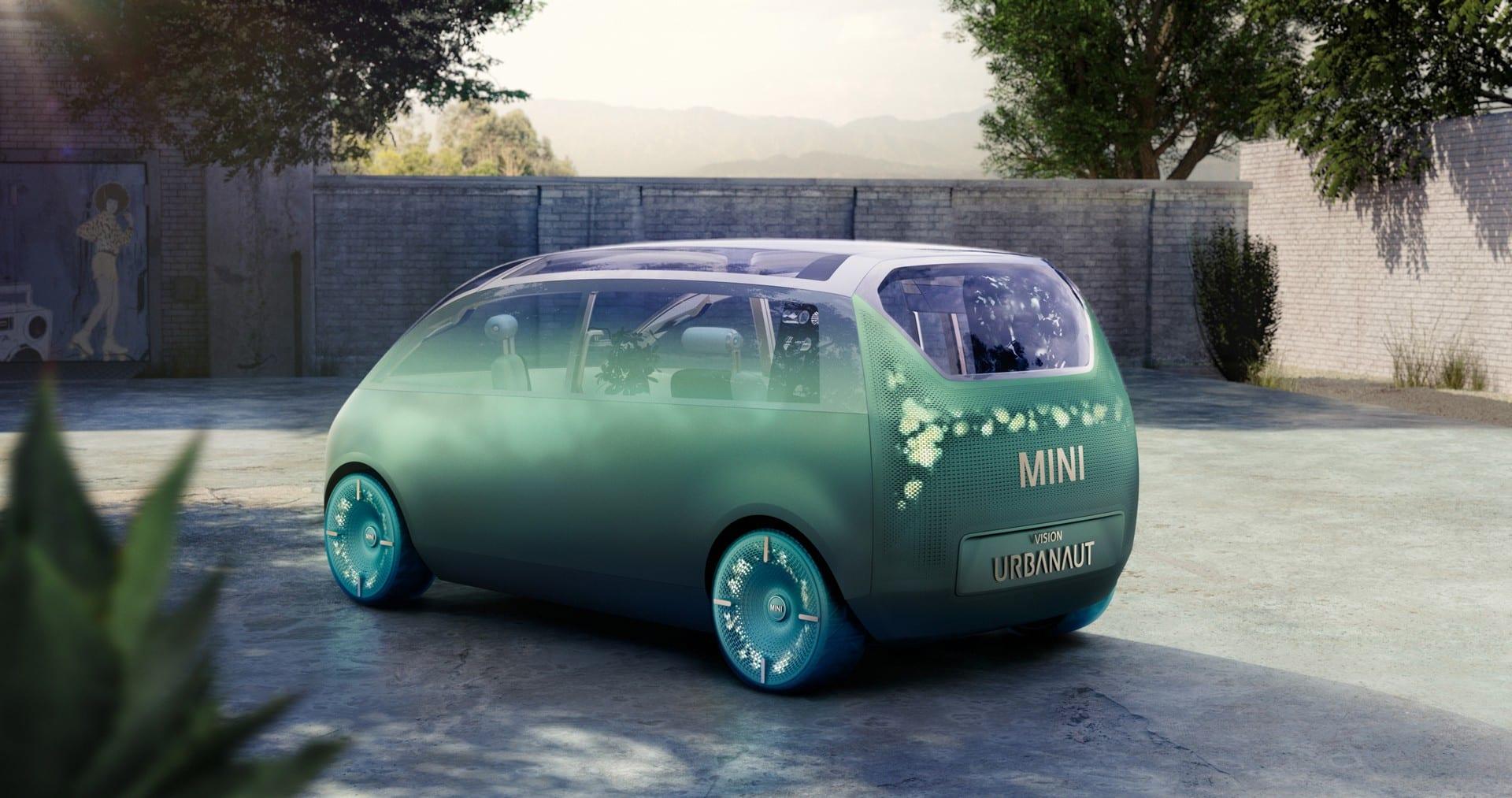 MINI Vision Urbanaut, il futuro dell'automotive secondo Volkswagen
