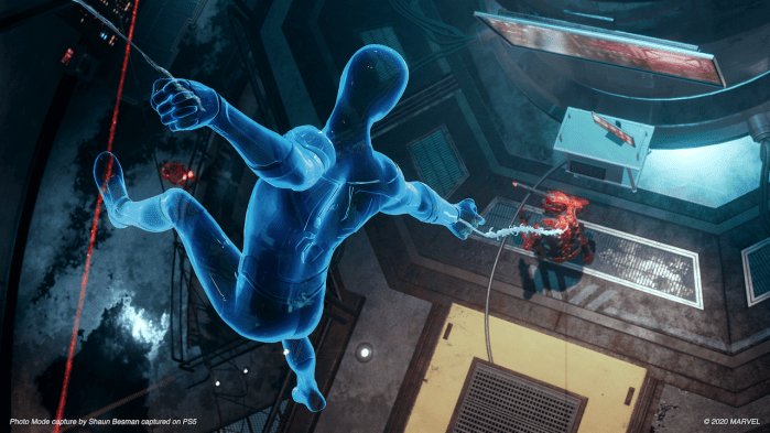 Spider-Man Miles Morales Intervista