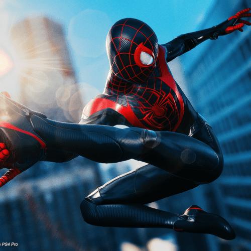Spider-Man: Miles Morales Intervista
