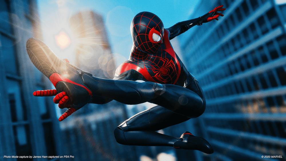 Marvel's Spider-Man: Miles Morales Intervista