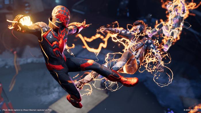 Spider-Man Miles Morales Intervist