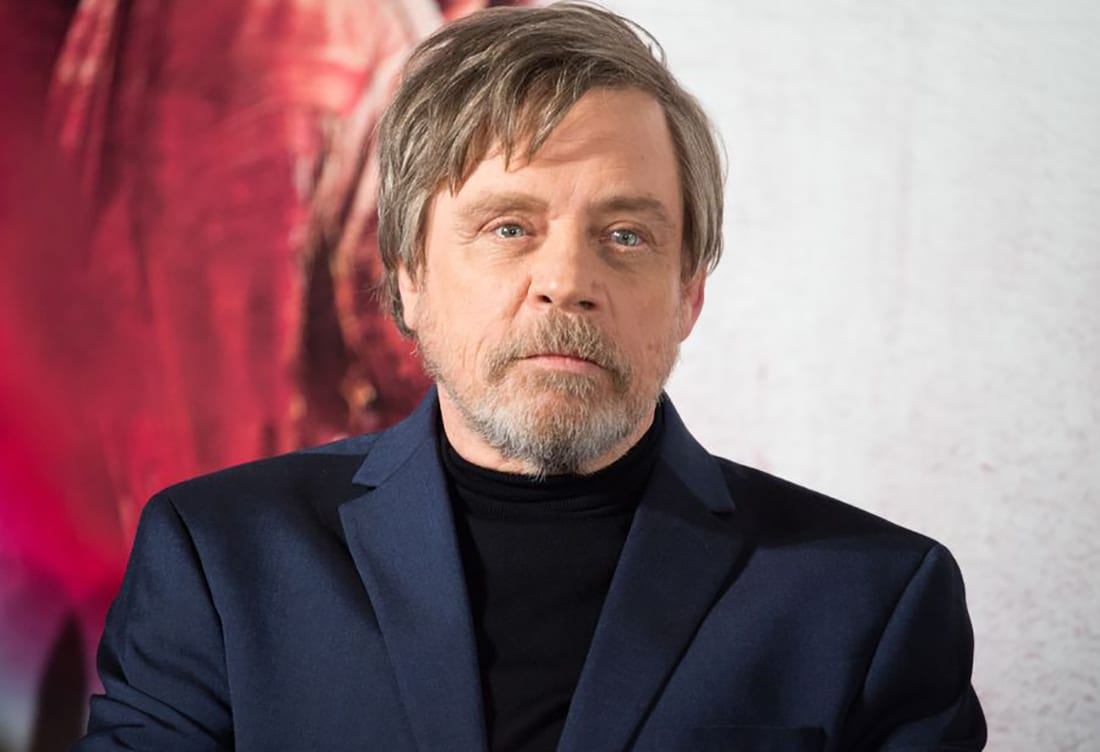 Mark Hamill e il geniale tweet a tema Star Wars post sconfitta di Trump