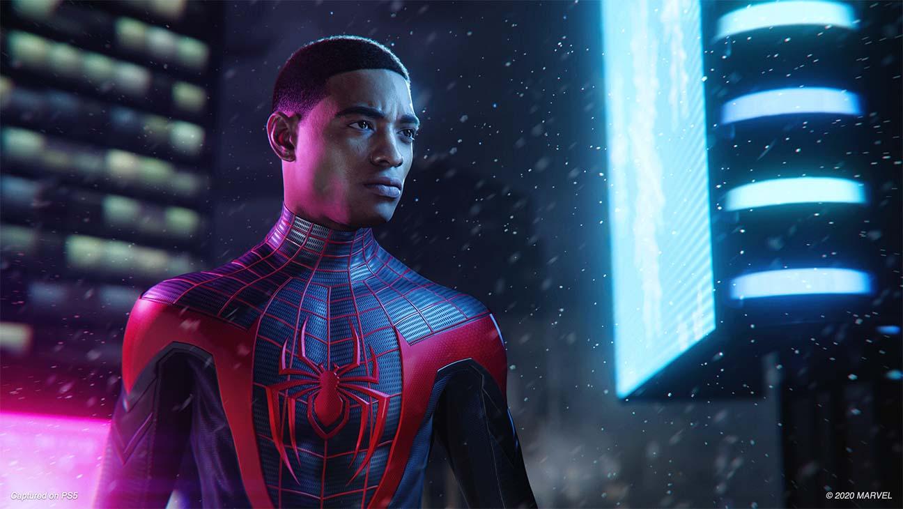 Marvel's Spider-Man: Miles Morales: nuovo omaggio a Chadwick Boseman
