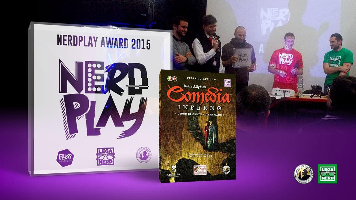 Comedia - Inferno, dal Nerd Play Award il gioco che celebra Dante Alighieri