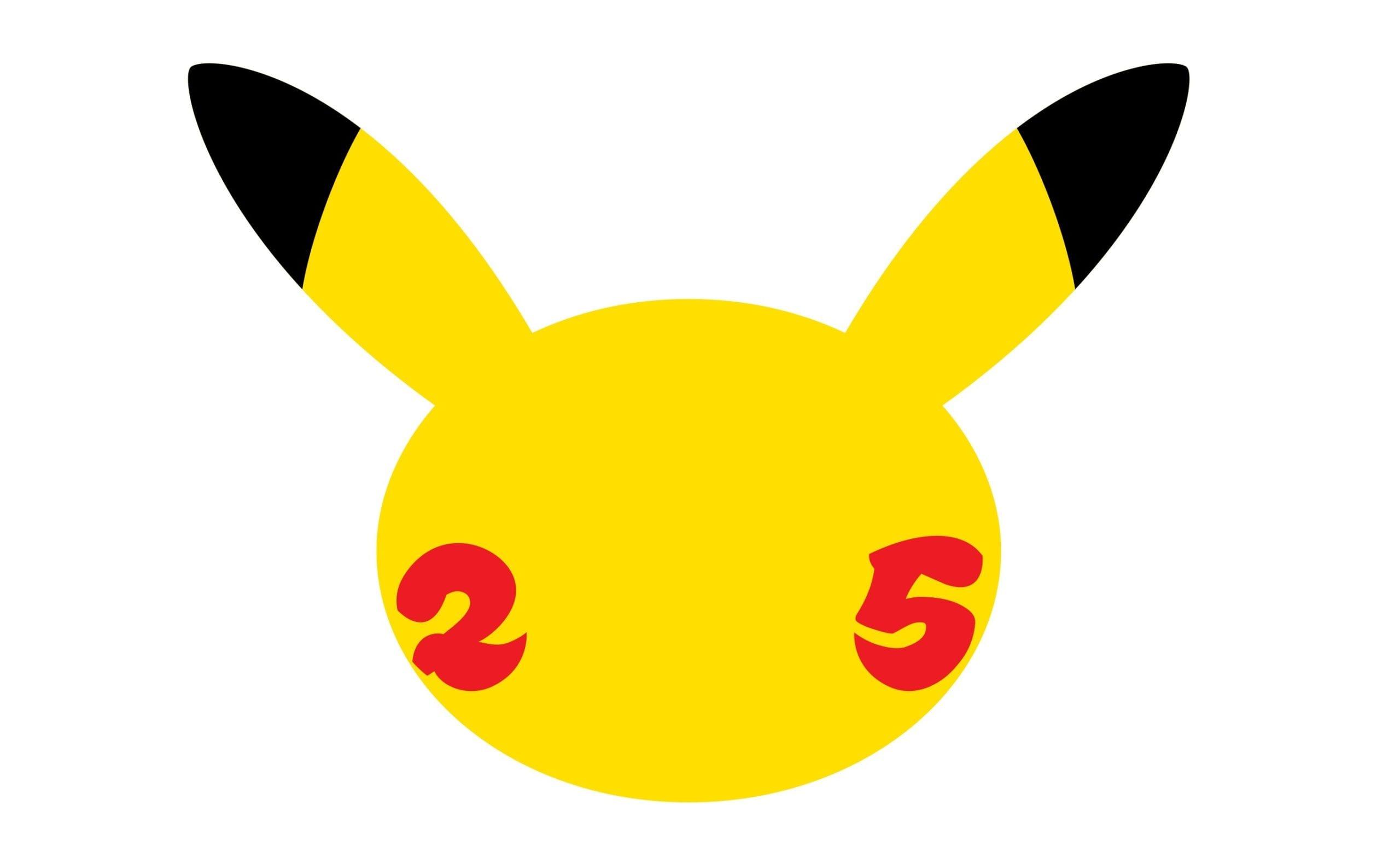 Pokémon 25° anniversario: rivelato il logo e l'arrivo di celebrazioni speciali