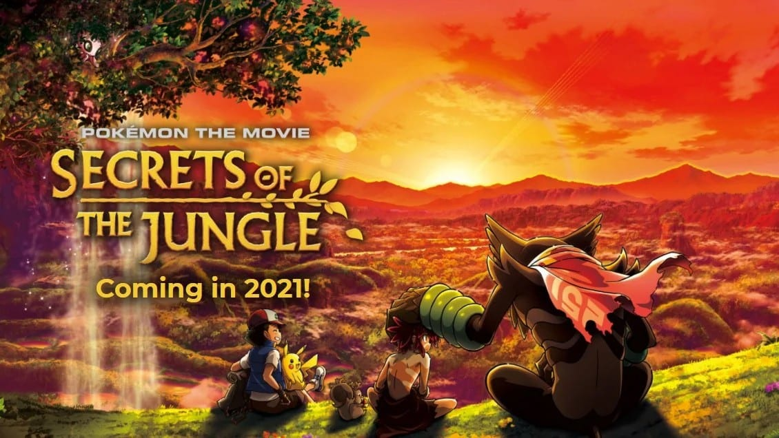 Pokémon: Secrets of the Jungle, il nuovo film arriva in Occidente nel 2021