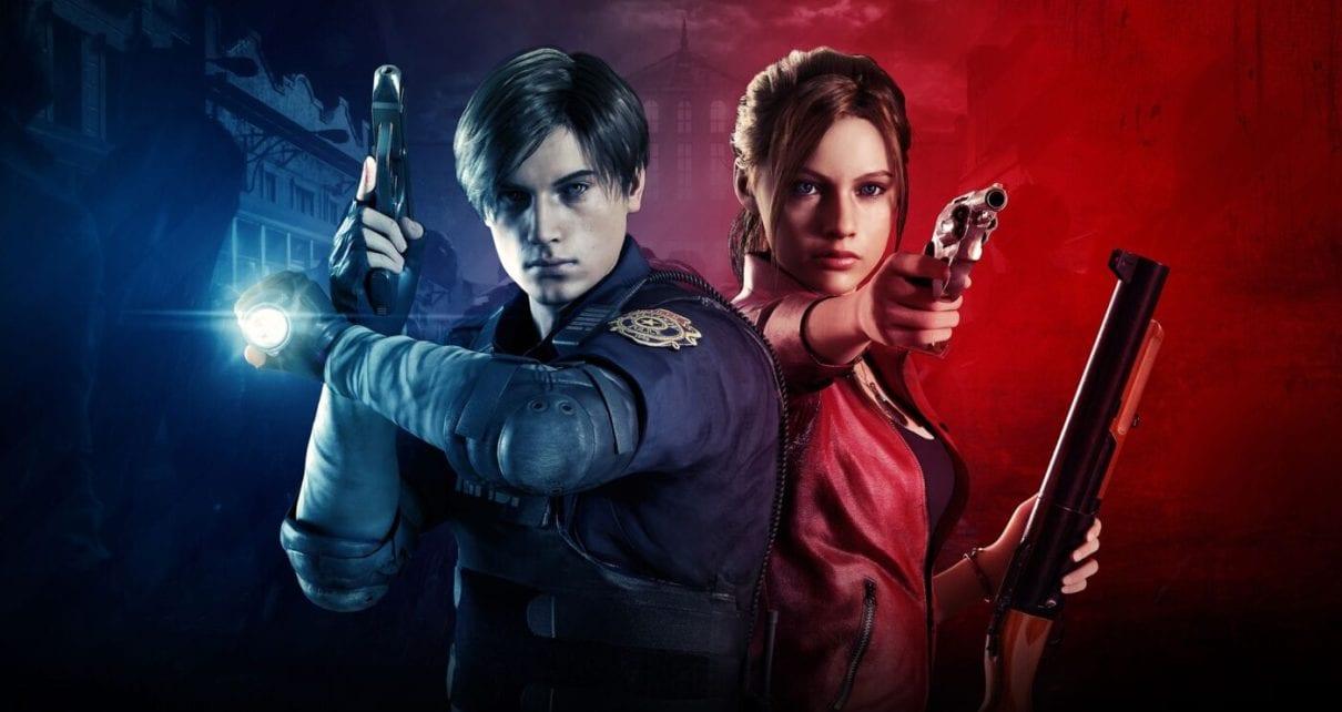 Resident Evil, foto e video dal set del reboot