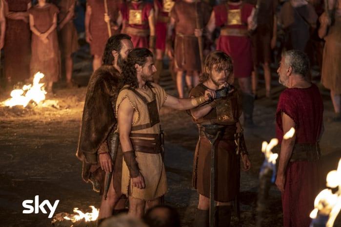 Romulus-personaggi