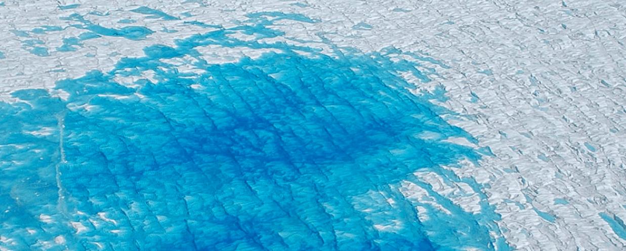 Groenlandia: il mistero del lago sepolto sotto il ghiaccio
