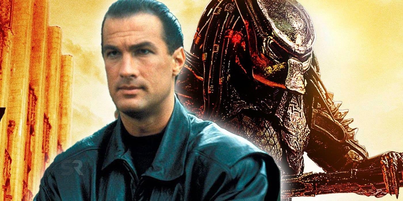 Predator 2 aveva quasi scelto Steven Seagal nel ruolo di Danny Glover