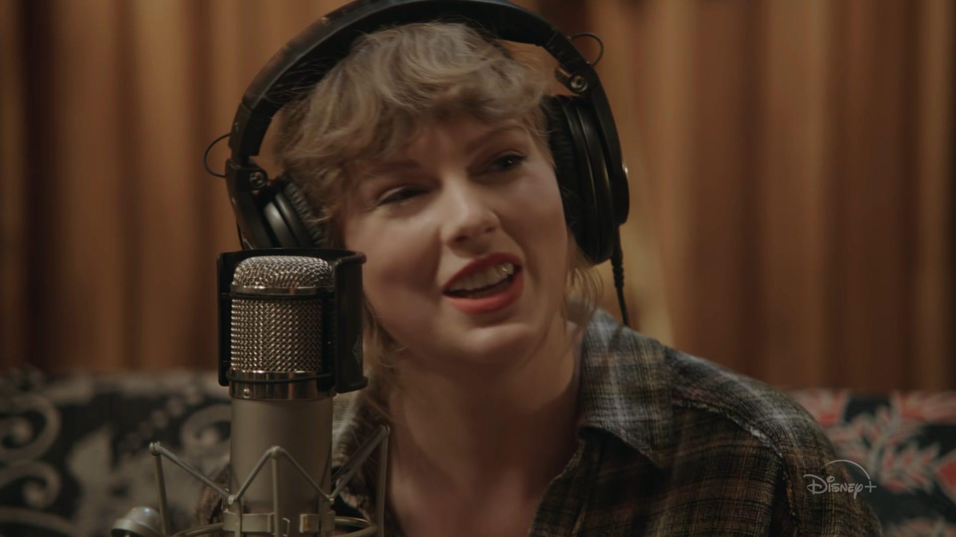 Taylor Swift: il documentario sul nuovo album dal 25 novembre su Disney+