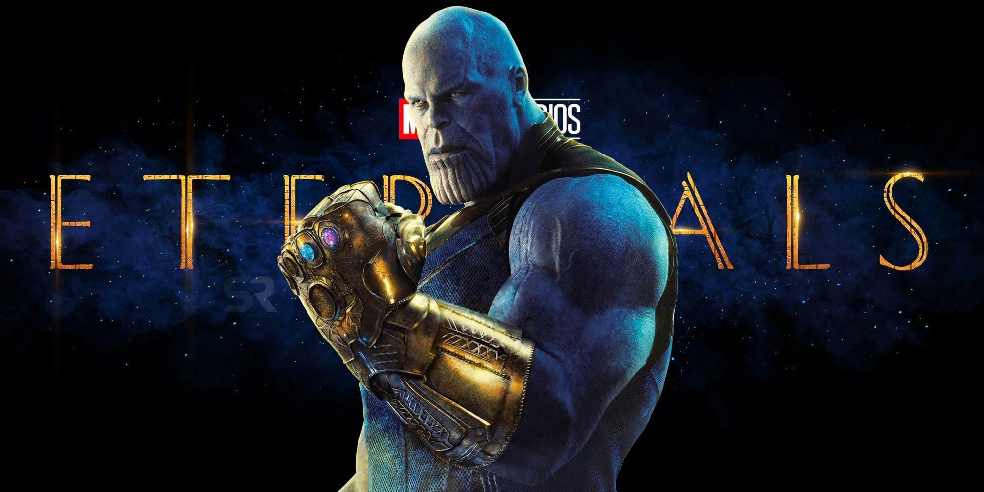 Thanos: la Marvel suggerisce che potrebbe essere l'ultimo Eterno