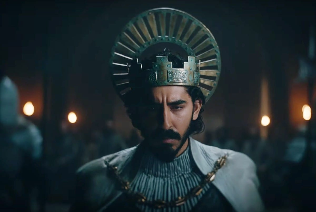 The Green Knight, il film fantasy con Dev Patel sarà R-rated