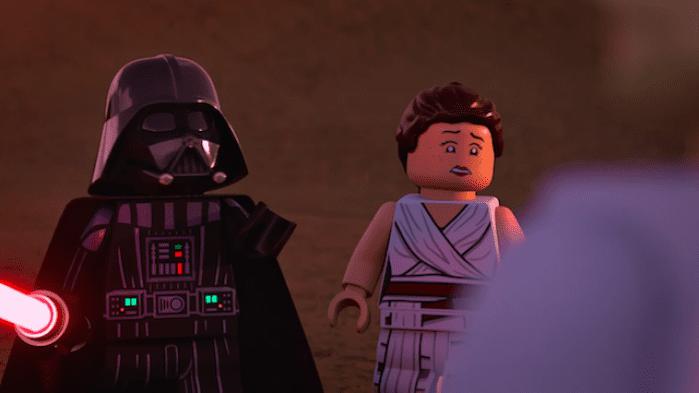 Vader Rey LEGO Star Wars - Christmas Special Recensione