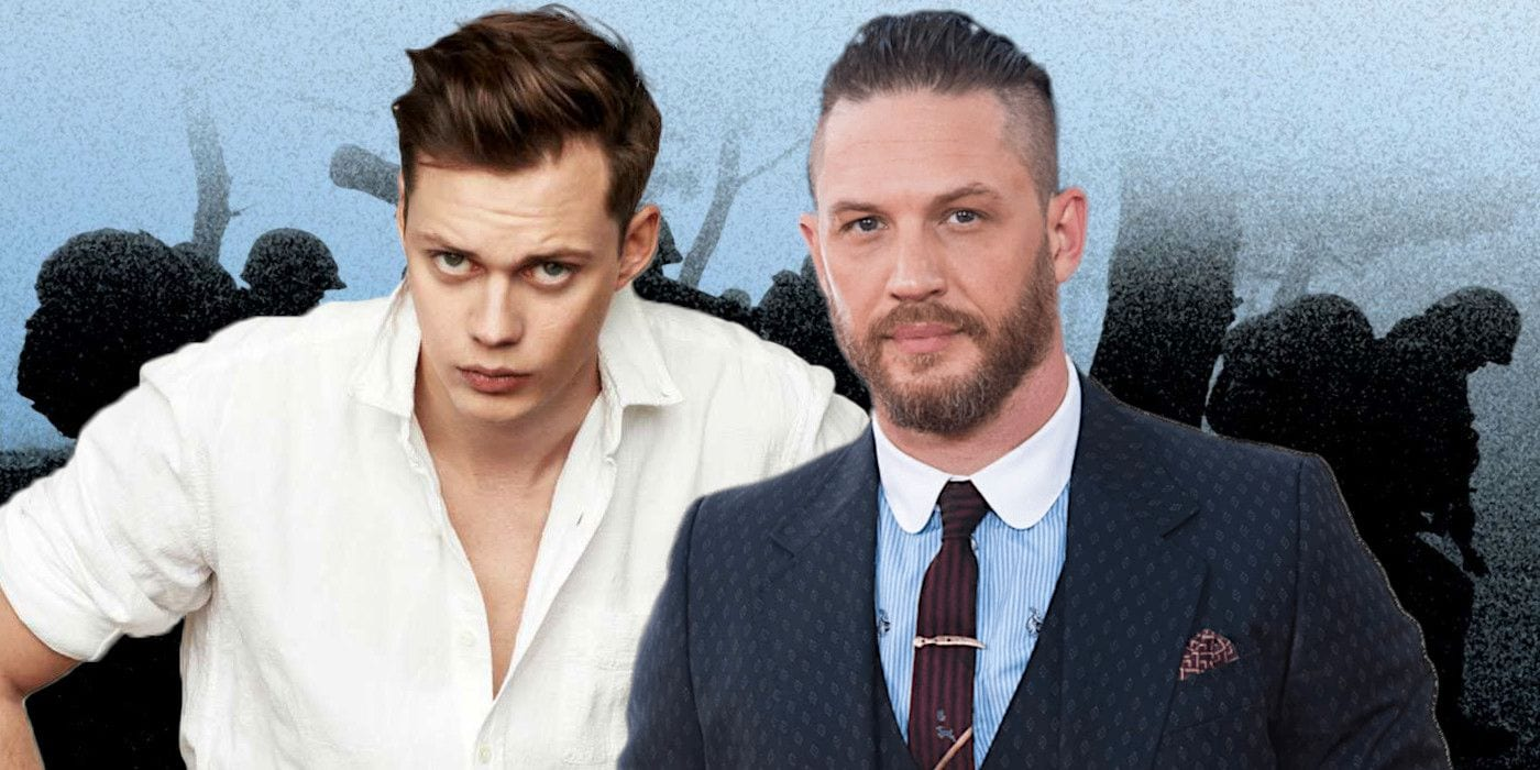 The Things They Carried: Tom Hardy e Bill Skarsgard protagonisti del war movie