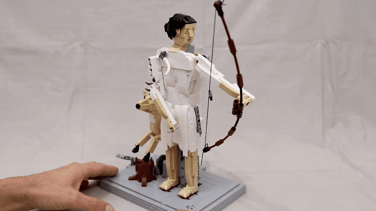 LEGO Archer Artemis