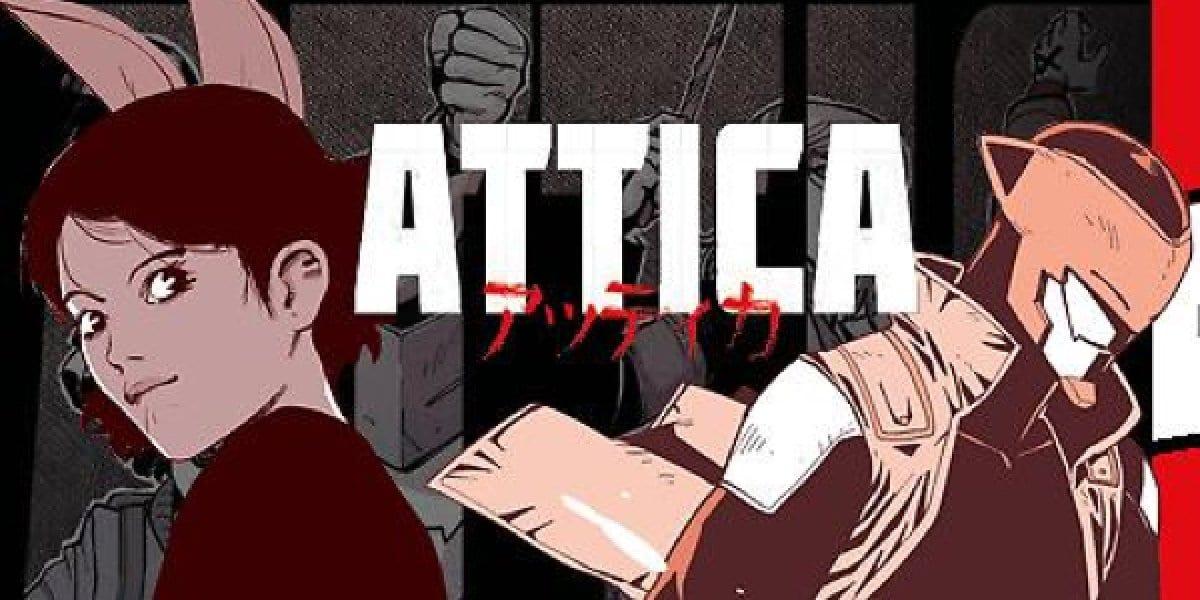 Attica: il cofanetto del fumetto di Giacomo Bevilacqua